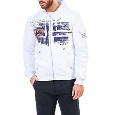 87397 Geographical Norway Felpa Geographical Norway Uomo Bianco 87397 Felpe Uomo