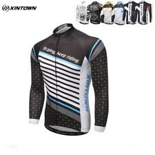 XINTOWN  Pro Team Outdoor Sports Cycling Jerseys Ropa Ciclismo Long Sleeve Men's