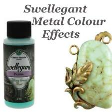 Swellegant Metal Coatings Dye Oxides Patina & Colour Effects for Metal & Clay