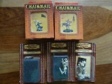 "Dungeons & Dragons - Chainmail Miniatures Game"" (Wizard of the Cost, WOC)"