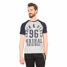 TS_SECONDEUR_GRIS MARSHALL ORIGINAL -VÊTEMENTS HOMME …