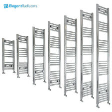 Central Heating Towel Rail Rad Bathroom Radiator Designer 300mm Wide Ladder Rack