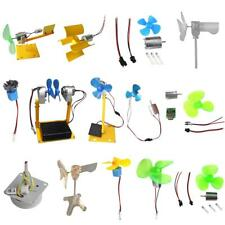 Water Wind Generator Kits Micro DC Motor Wind Turbines Alternator Assemble Kits