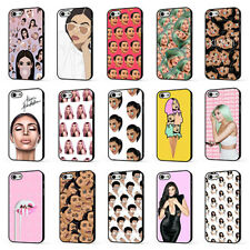 KIM KARDASHIAN KYLIE KRIS JENNER FUNNY PHONE CASE COVER for iPHONE 5 6 7 8 X