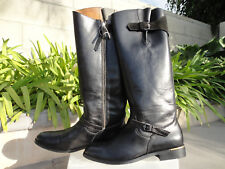 Golden Goose Deluxe Brand Distressed Leather/Suede Boots Italy, Inside Zip EUR40