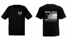 WATCH DOGS 2 Game Tee Shirt - Watchdogs2 T Shirt - Great Gamers Gift