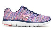 Mujer Skechers Flex Appeal 2.0 Reflection Zapatillas De Deporte Multicolor -