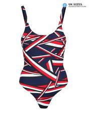 Tommy Hilfiger Women's Iconic High Cut Swimsuit - Global Blue