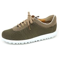 E8266 (without box) sneaker donna green/beige CAMPER scarpe tissue shoe woman