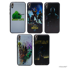 Fortnite Battle Royale Case/Cover For HTC Desire 830 / Silicone / iCHOOSE BITZ