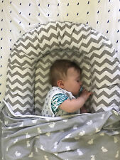 Baby Nest with removable cover babynest sleeper bed toddler baby nest portable