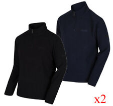 Regatta Mens Elgon II Lightweight 1/4 Zip Fleece