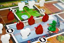 Flash Point Fire Rescue Boardgame 3D Fire And Smoke Tokens Premium Upgrades