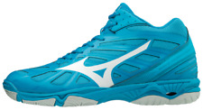 MIZUNO WAVE HURRICANE 3 MID V1GA174598 Scarpe Pallavolo Volley Shoes Uomo Donna