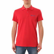 PR 115452   JUST CAVALLI POLO UOMO RED