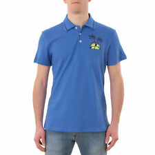 PR 115459   JUST CAVALLI POLO UOMO ROYAL