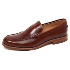 E7894 mocassino uomo light brown TOD'S scarpe loafer shoe man