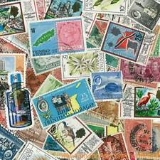 Collection de timbres Trinite Et Tobago oblitérés