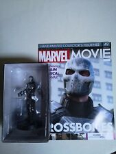 Eaglemoss Marvel movie figurines Crossbones/ Mark 41/ The Ancient one