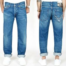 Replay Uomo Luxus-Jeans - Marcello Regular Fit - Made in Italy