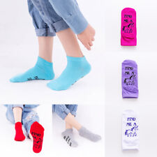 Cotton  Women Sock Soft Horse Printed Candy Color Soft Ankle Socks Elasticity