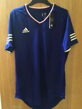 BRAND NEW ADIDAS TANGO FUTURE T-SHIRT BLUE SIZES LARGE, XL