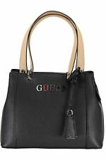 GR 104146 Negro bolso de mujer guess jeans 2 asas 2
