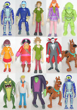 Scooby-Doo! Action Figures - YOUR CHOICE - Mystery Crew Shaggy Velma Daphne Fred
