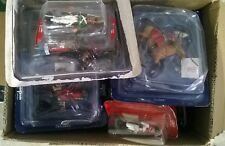 DEL PRADO INFANTRY SOLDIERS & CAVALRY PRE OWNED IN THEIR BUBBLE PACKS