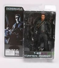 The Terminator 2 Action Figure T-800 / T-1000 PVC Action Figure Toy Model Toys