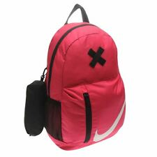 Nike Element Backpack With Pencil Case Pink Sports Gym School Bag Rucksack