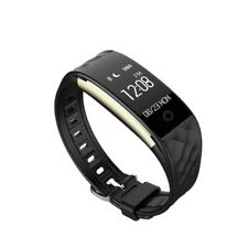 Heart Rate Sports Activity Tracker Fitness Pedometer Bracelet Smart Watch Yoga