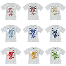 Personalised Children's T-Shirt - Dragon - Styles 1-9 - Sizes 1-14 yrs