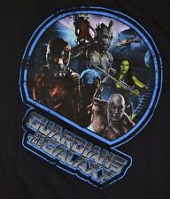 Marvel Guardians Of The Galaxy Licenza Ufficiale T-Shirt Adulto Maglietta