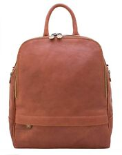 "ZAINO IN PELLE / LEATHER BACKPACK ""DUBLINO"""