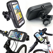Waterproof Bike Bicycle Motorcycle Mount Stand Case Holder For iPhone 6 6S 7 8 X