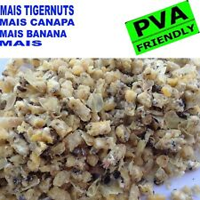 pastura pesca carpa mais canapa tigernuts pva carpfishing pellet ingrediente