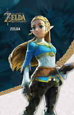 The Legend Of Zelda:Breath Of The Wild NFC TAG Game Card Link Twilight Princess