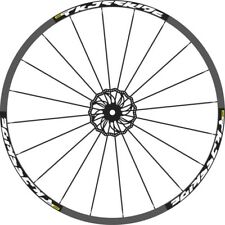 "CROSSRIDE MAVIC - Kit adesivi cerchi mtb 27"" sfondo nero wheel decals sticker"