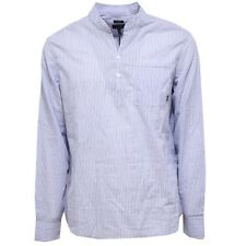 1454X camicia uomo ARMANI JEANS REGULAR COREANA stripes shirt man