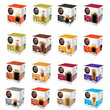 Nescafe Dolce Gusto Coffee Pods x 2 Boxes (32 pods) 39 Flavours to Choose From