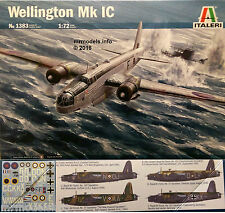 Italeri 1/72 Aircraft Military Plane New Plastic Model Kit 1 72