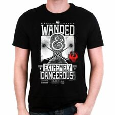 Tshirt EXCLU Harry Potter Fantastic Beasts - Wanted Macusa