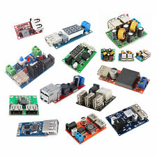DC-DC USB Converter Boost Buck Power Module Adjustable Charger for Arduino