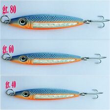 artificiale pesca vertical light jigging canna barca esche artificiali mare