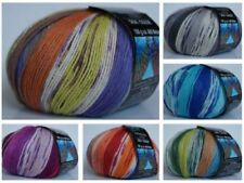 Online Supersocke 4 x Silk Colore