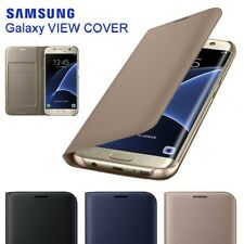 NEW Leather PU Card Holder Wallet Flip Case Cover for Samsung Galaxy S7 Edge