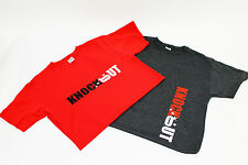 Certified Insane Knock Out Tee-Shirts. Disponible en 3 Couleurs