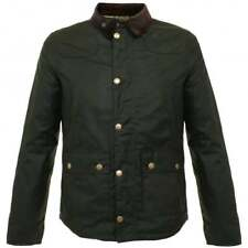 Barbour wax reelin jacket
