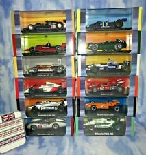 SELECT - RBA 1/43 Legends of Formula 1 / F1 Car Collection Die Cast Grand Prix